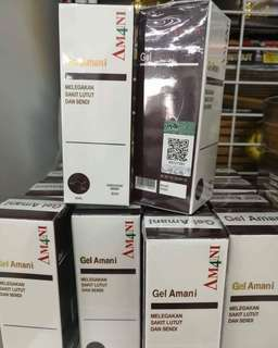 🛎FREE NORMAL MAIL🛎Gel Amani lutut
