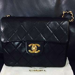 Chanel Vintage Mini Flap18cm