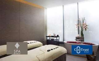 2.5-Hour Spa Indulgence for 1 Person (1 Session)