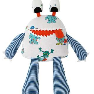Cath Kidston Baby Monster Toy