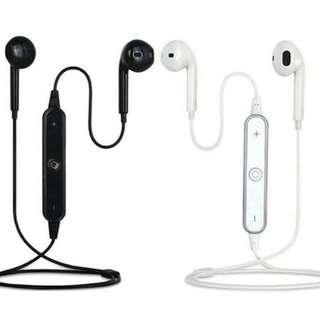 AT: Bluetooth Earphone