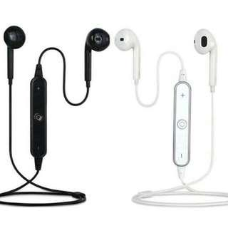 AT: Bluetooth Earphone
