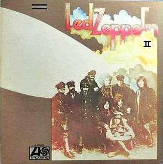 Led Zeppelin - Led Zeppelin II LP Vinyl