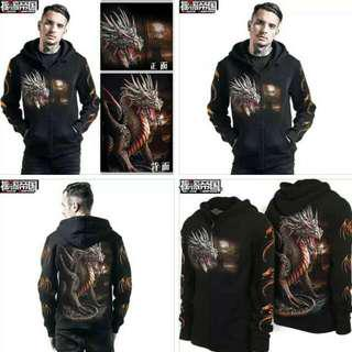 SD: Men's 3D Hoodie (Free Size)