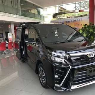 Promo Toyota Voxy 2018