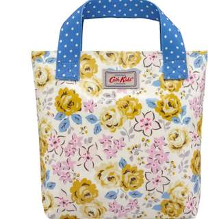 Authentic Cath Kidston Mini Bag (Flower)