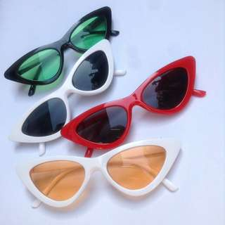 Kacamata Hitam Sunglasses Cat Eye