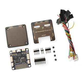 SP Racing F3 Flight Controller board (DELUXE) version With Anti-Vibration Fixed Screws