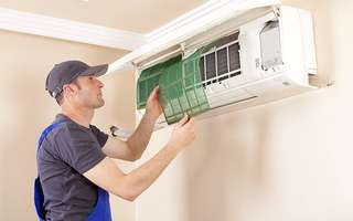 Air Conditioner Servicing for 4 Units