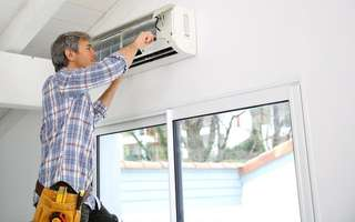 Air-Conditioner Servicing for 2 Units (1 Session)
