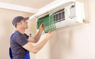 Air Conditioner Servicing for 2 Units