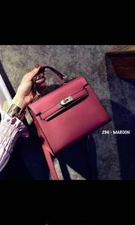 Tas fashion import jelly LB296