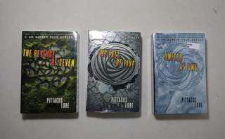 Lorien Legacies  Series buku 3, 4 dan 5