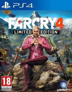 🚚 Far Cry 4