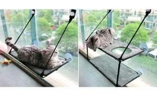 🚚 貓吊床