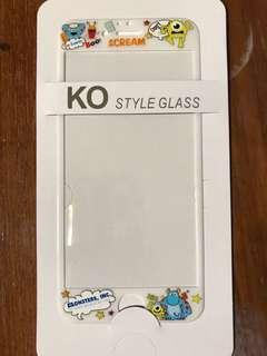 iPhone 6/6s/7 怪獸公司卡通貼膜屏膜貼