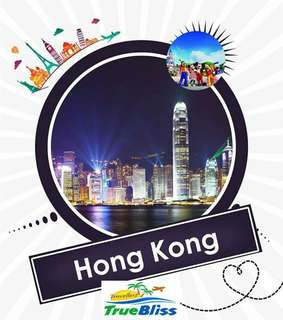 HONG KONG ALL IN PACKAGE... ON SALE!