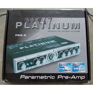 Car Audio Pre Amp For Sale