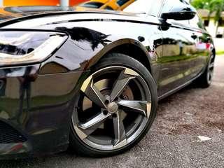Audi A6 2.0T Hybrid