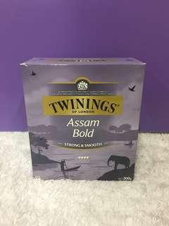🚚 英國 Twinings 唐寧Assam Bold 阿薩姆茶 80入