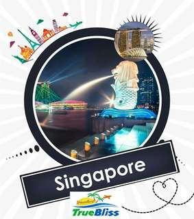 SINGAPORE ALL IN PACKAGE... ON SALE!!