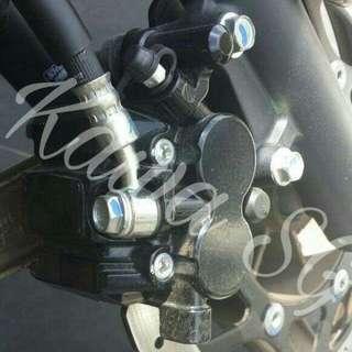 ★KRR150/ZX150/RR150 💯Original Brake Caliper [ Indon ]