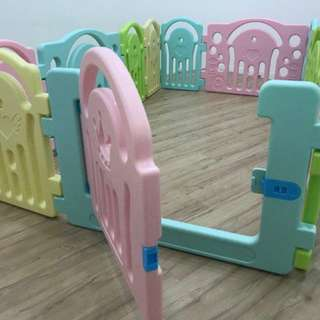 Crown Playard