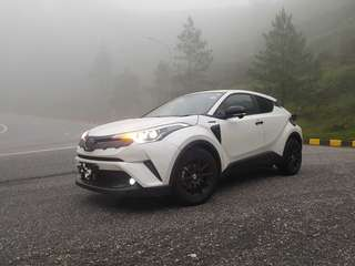 TOYOTA C-HR 1.8S RELIEF WANTED