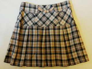 🚚 專櫃出清❣Betty's 格子短裙