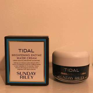 Sunday Riley Brightening Enzyme Water Cream