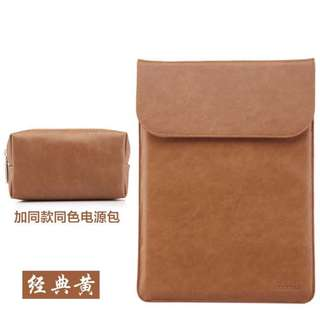 MacBook Pro 13 Inch leather Case Cover Sleeve