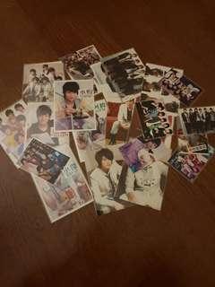 Lollipop 棒棒堂 photocards