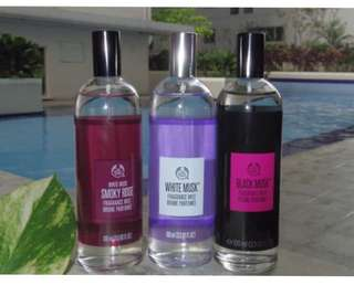 Bodymist The Body Shop