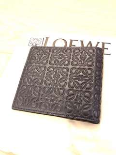 Loewe Bifold Wallet New lv gucci chanel