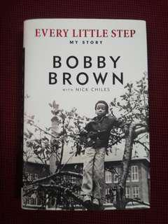Every Little Step by Bobby Brown (hardback)