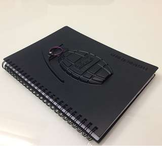 ASTRO Limited Sketch book