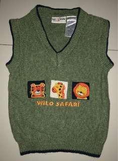 vest for baby boy
