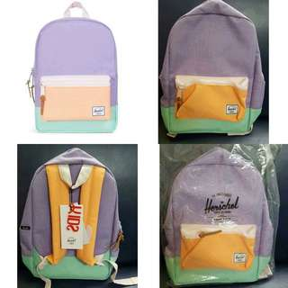 Rush Sale! Authentic heritage backpack Herschel for kids