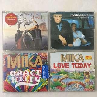 Single CDs