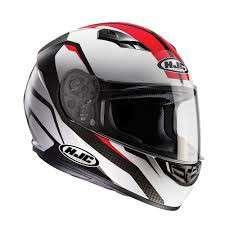 Hjc sebka full face helmet
