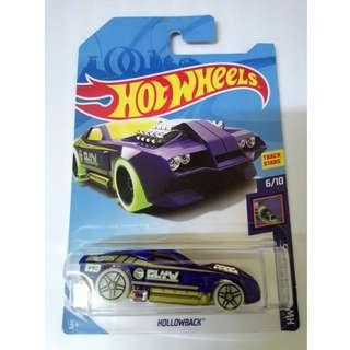 Hot Wheels 2018 - HOLLOWBACKI (Treasure Hunt)