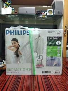 Philips Quick Touch 蒸氣掛燙机 GC515