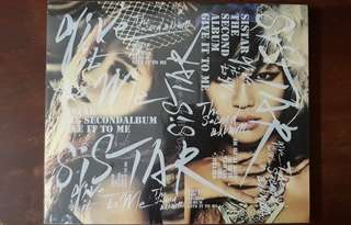 Sistar 2nd album Give it to me