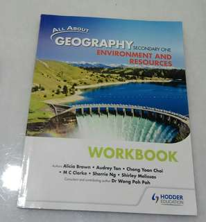 All about Geography Sec 1 WB (GEO)