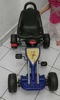 Ride car condition tip top son now want scooter