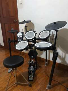 TD-11K* Electric Drumset