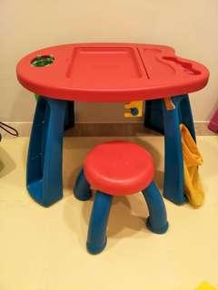 玩具反斗城 兒童遊戲桌椅