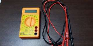 Pocket Multifunction Multimeter