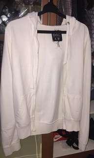 Zara white hoodie original