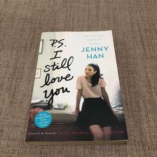 P.S. I Still Love You by Jenny Han (Soft bound)